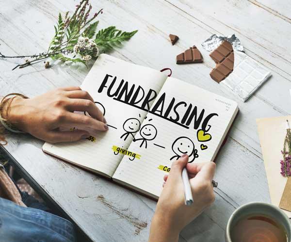 virtual fundraising